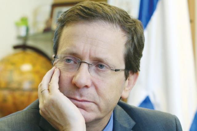 MK Herzog (photo credit: MARC ISRAEL SELLEM/THE JERUSALEM POST)