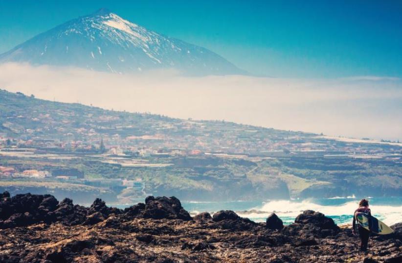 Tenerife Teide National Park (photo credit: OPHIR TOURS)