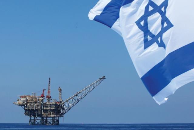 Israel's natural gas (photo credit: MARC ISRAEL SELLEM/THE JERUSALEM POST)