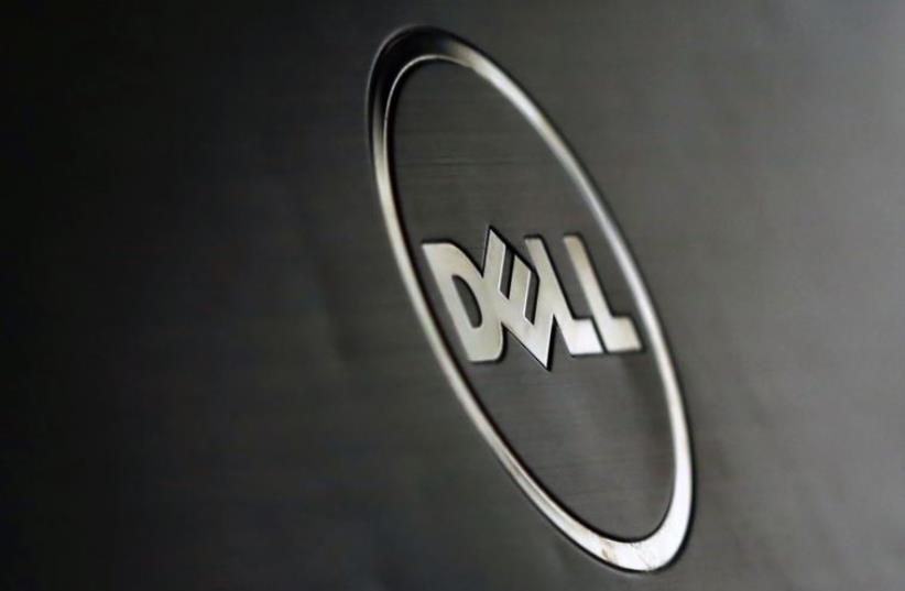The Dell logo [Illustrative] (photo credit: REUTERS)