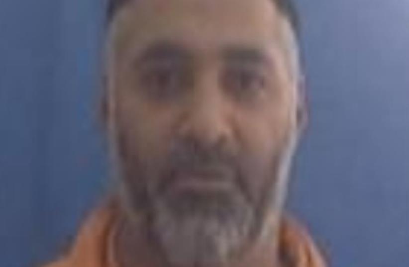 Convicted contract killer Yaron Sankar (photo credit: COURTESY ISRAEL PRISON SERVICE)