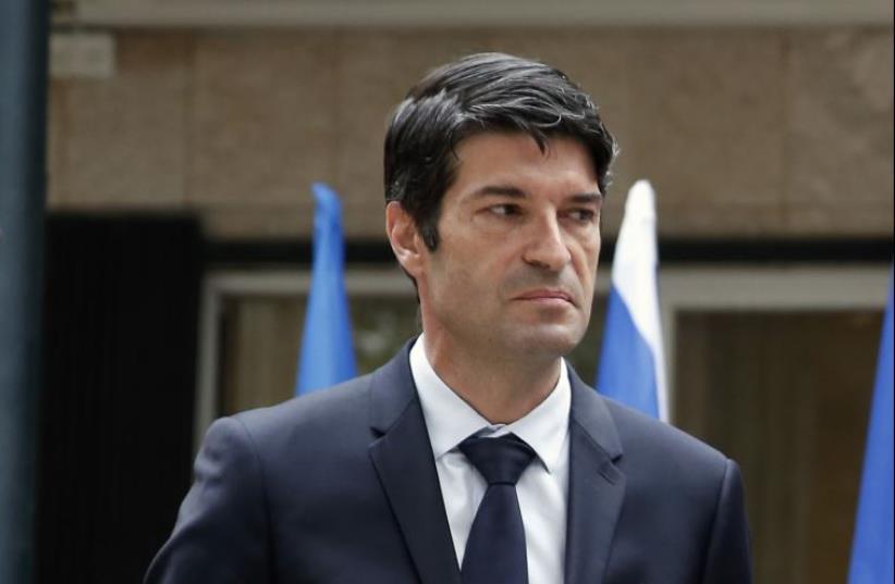 Patrick Maisonnave (photo credit: THOMAS COEX / AFP)