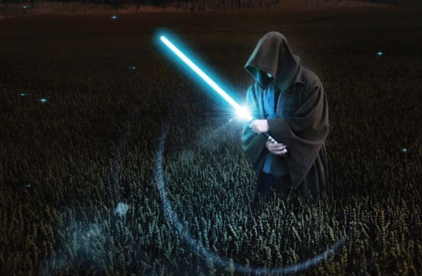 'Star Wars, episode VII, The Force Awakens' (photo credit: PR)