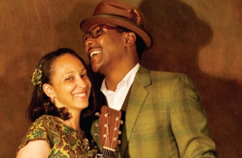 Ben and Valerie Turner (photo credit: PR)