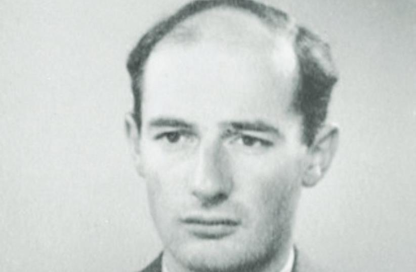 Raoul Wallenberg (photo credit: Wikimedia Commons)