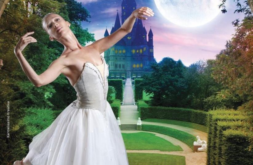 Israel Ballet's 'Cinderella' (photo credit: EYAL LANDSMAN)