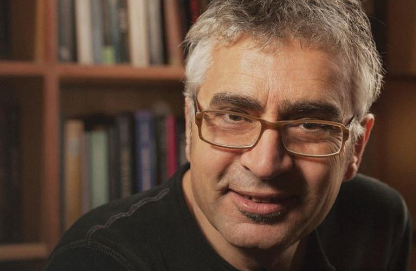 TURKISH-CYPRIOT poet Mehmet Yashin is considered one of the leading poets and writers in contemporary Turkish literature. (photo credit: Courtesy)