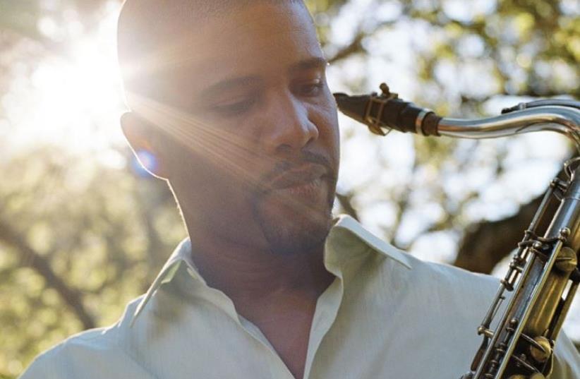 Saxophonist David Sanchez (photo credit: PR)