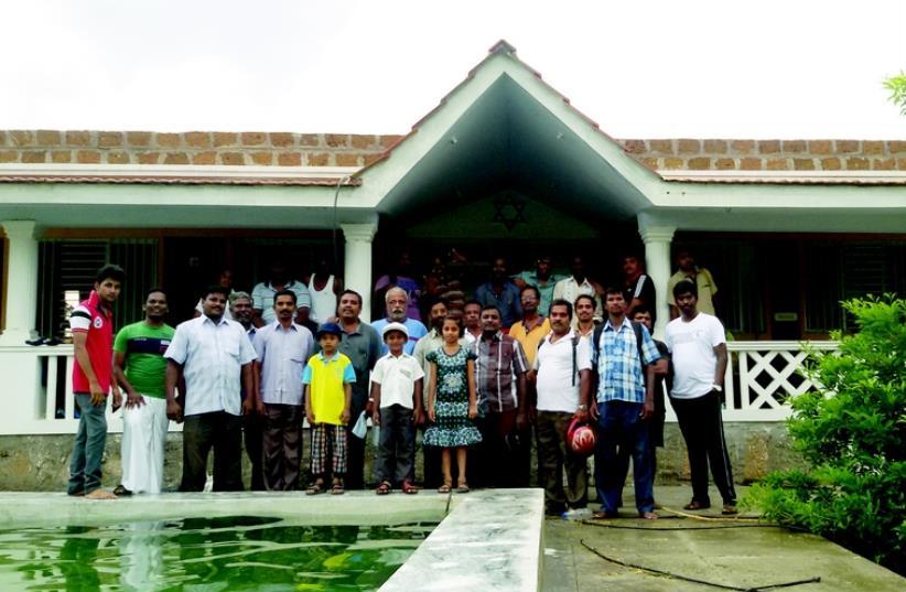 La communauté fondée par les Devashayam (photo credit: DR)