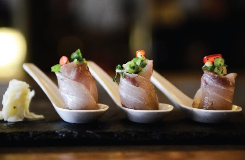 Yan sushi bar (photo credit: PR)