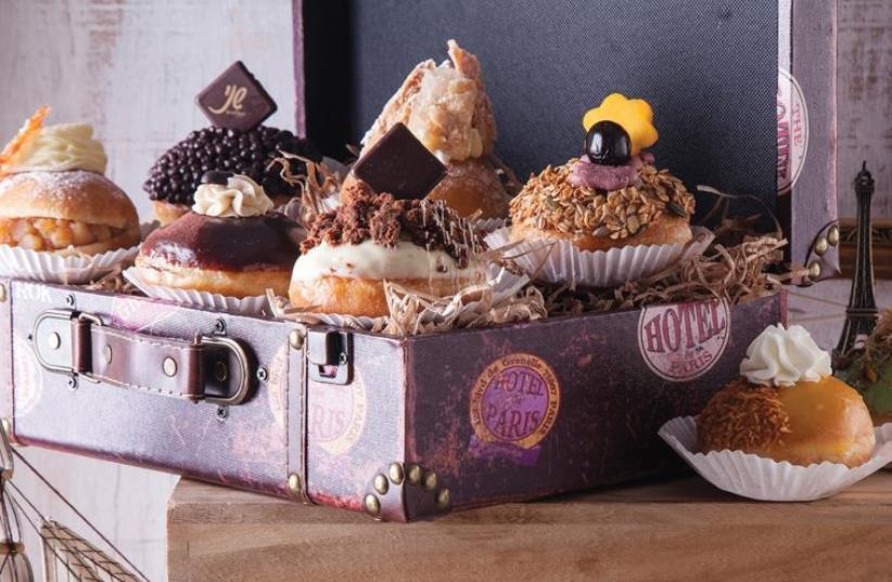 Doughnuts (photo credit: AFIK GABAI)