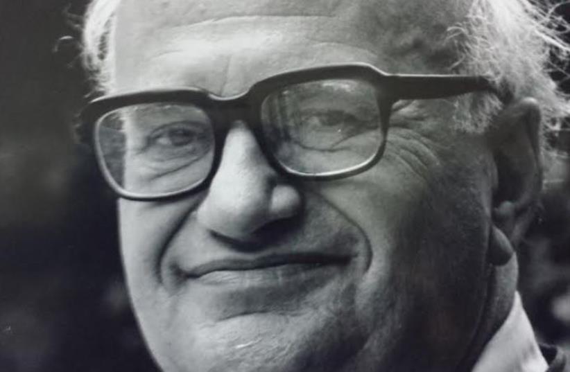 Ernie Meyer (photo credit: Courtesy)