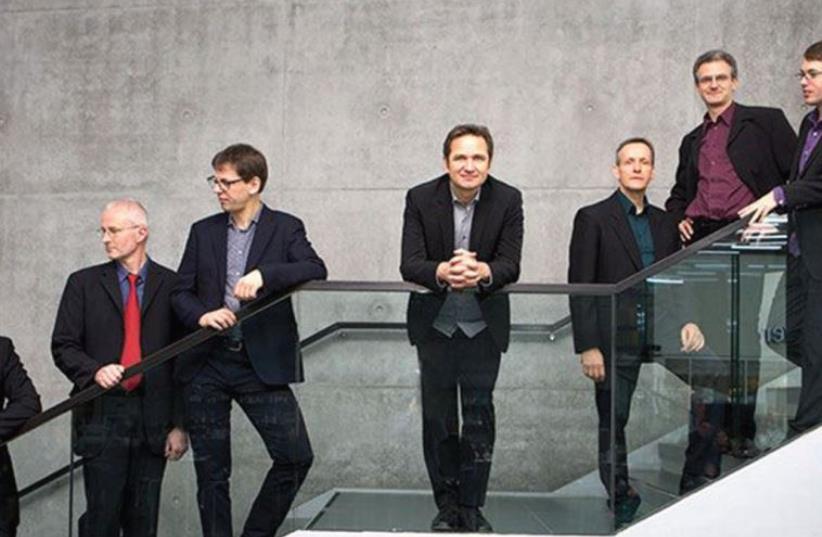 The Ascolta ensemble (photo credit: PR)