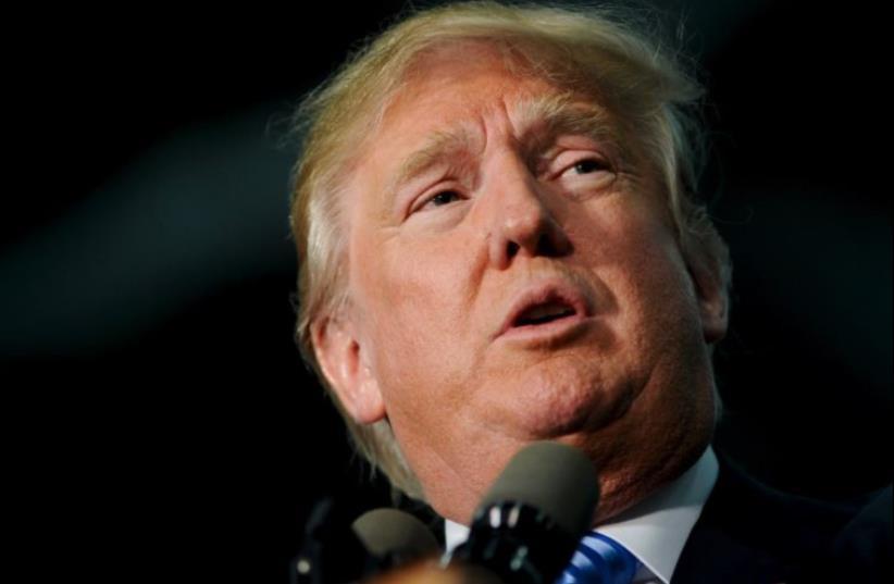 Donald Trump. (photo credit: REUTERS)