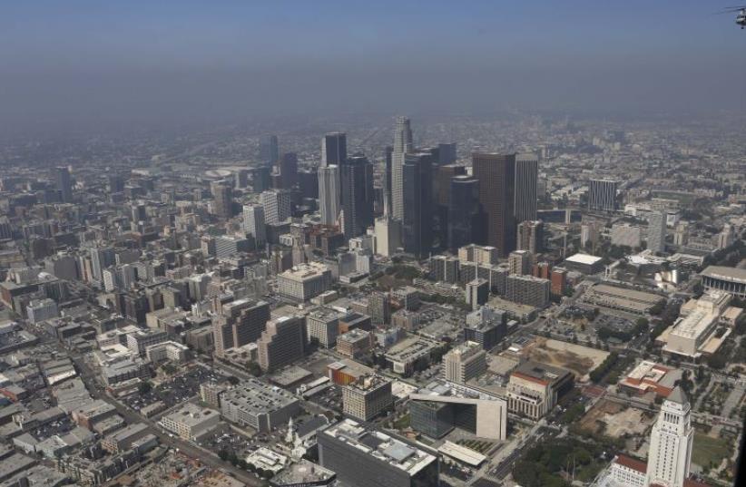 Los Angeles (photo credit: REUTERS)
