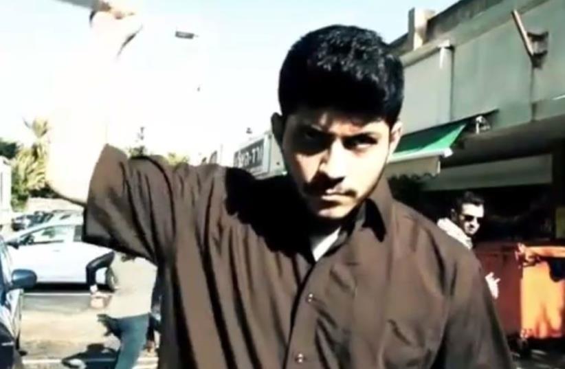 Im Tizu video attacking Israeli human rights groups (photo credit: screenshot)