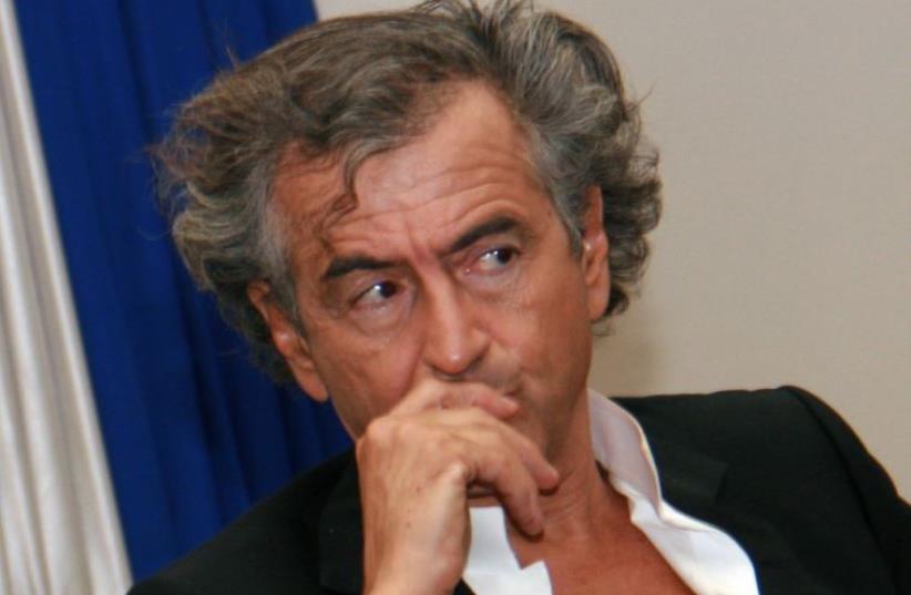 Bernard-Henri Lévy (photo credit: ITZIKE/WIKIMEDIA COMMONS)