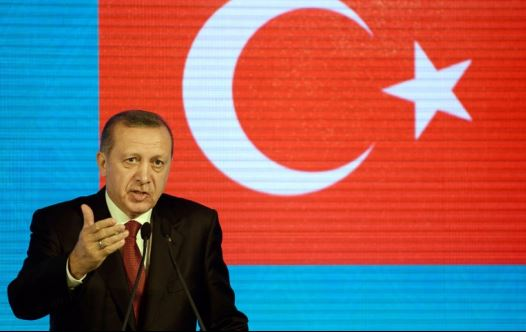 Turkish Prime Minister Recep Tayyip Erdogan / AFP PHOTO