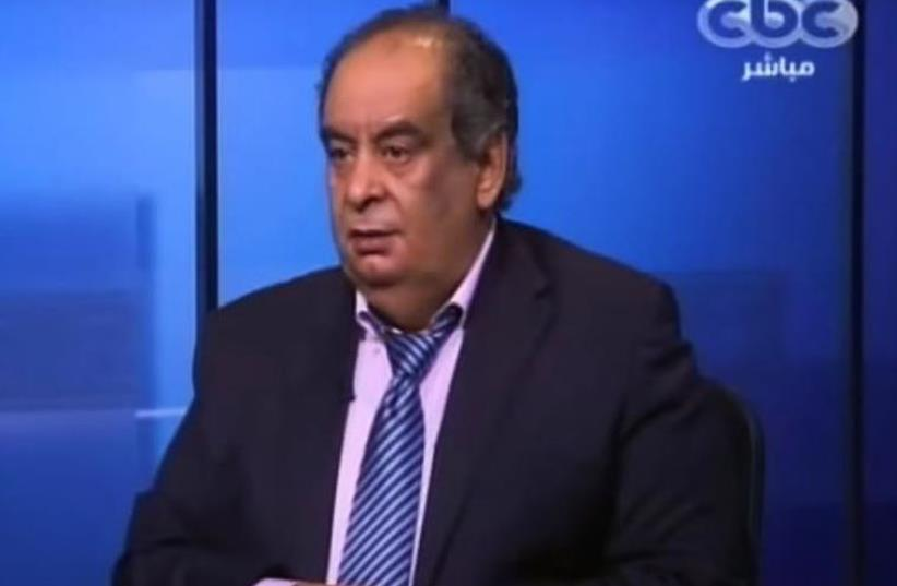 Dr. Youssef Ziedan (photo credit: screenshot)