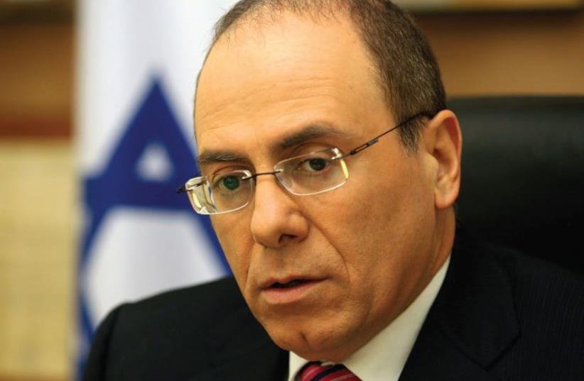 Silvan Shalom (photo credit: MARC ISRAEL SELLEM/THE JERUSALEM POST)