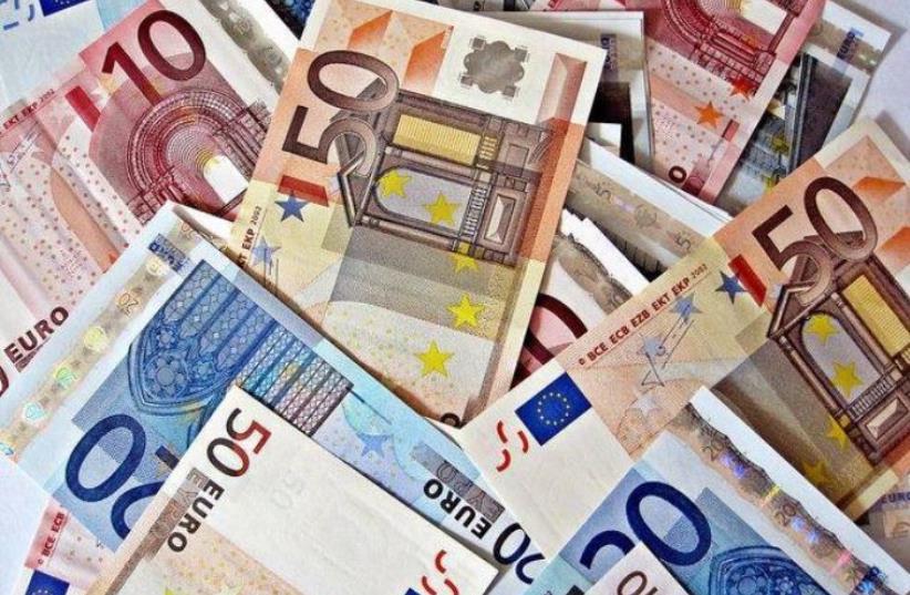Euro (illustrative) (photo credit: Courtesy)