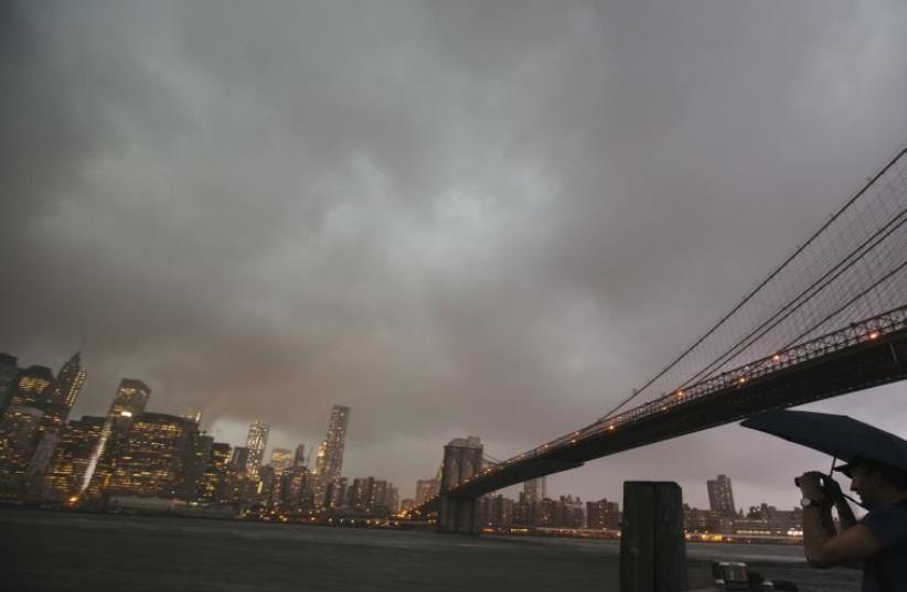 Brooklyn Bridge (photo credit: REUTERS)