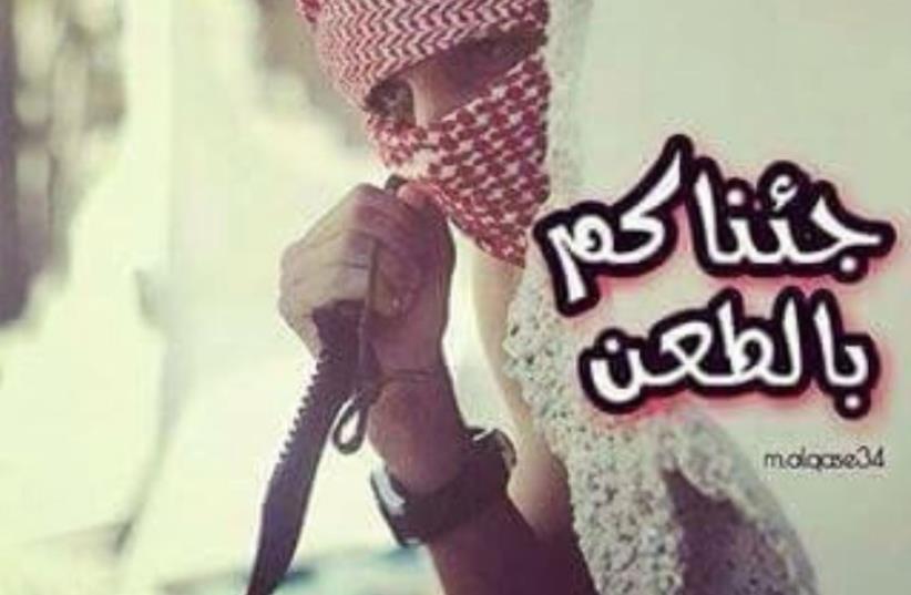 Facebook posts threatening Avigdor Liberman (photo credit: SOCIAL MEDIA)