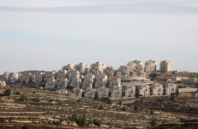 Efrat settlement, West Bank (photo credit: MARC ISRAEL SELLEM/THE JERUSALEM POST)