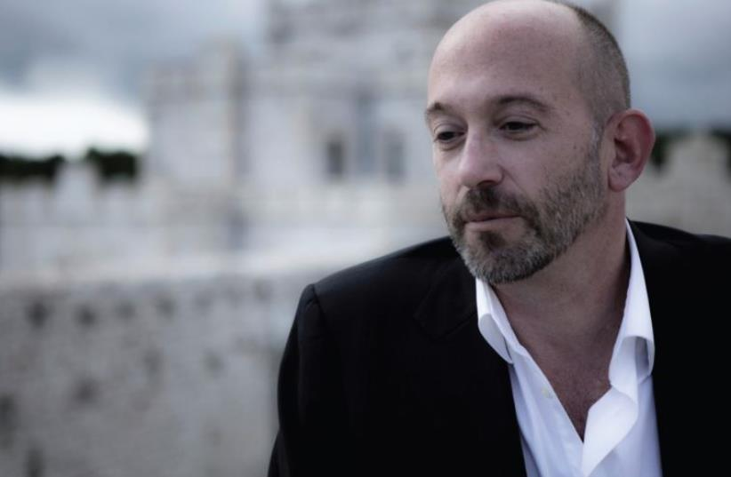 Kenneth Weiss (photo credit: ARTHUR FORJONEL)