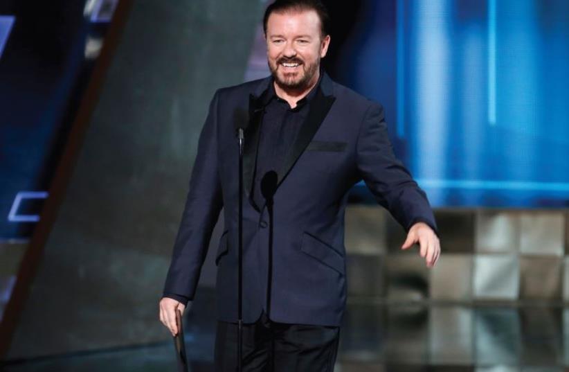 Golden Globes (photo credit: REUTERS)
