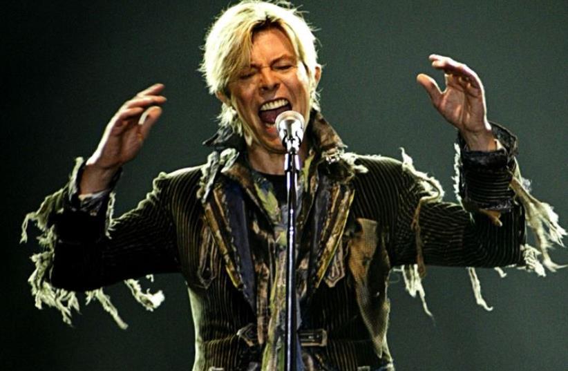 David Bowie (photo credit: REUTERS)