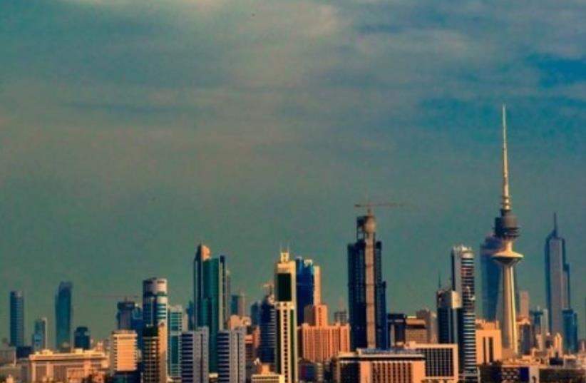 Kuwait City, Kuwait (photo credit: WIKIMEDIA COMMONS/MOHAMMAD ALATAR)