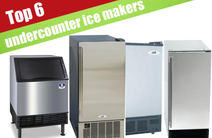 6 Best Undercounter Ice Makers Reviewed For 2019 The Jerusalem Post
