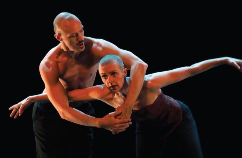 Scapino Ballet Rotterdam's Firebird (photo credit: HANS GERRITSE)