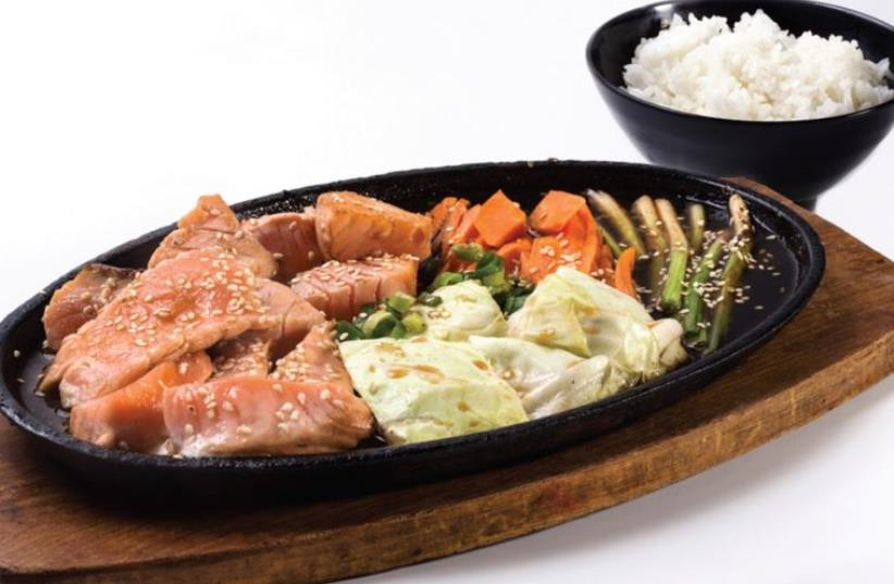 Sushi Bar Bazel (photo credit: PR)