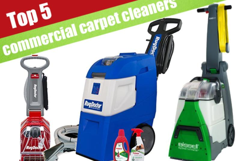 Commercial Carpet Cleaners For 2019