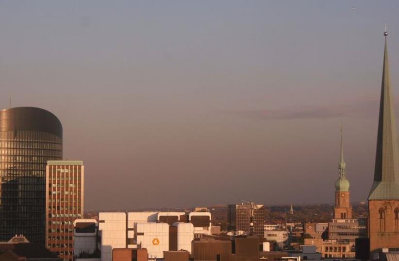 View of Dortmund, Germany (photo credit: WIKIPEDIA)
