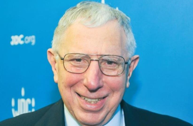 Stanley Rabin (photo credit: JDC)