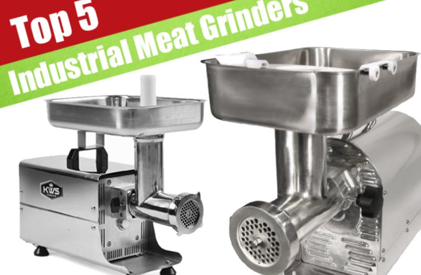 5 Best Reviewed Commercial Meat Grinders For 2019 The Jerusalem Post