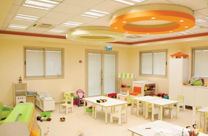 Kindergarten of Dreams, near Ramat Gan (photo credit: GADI OHAD)