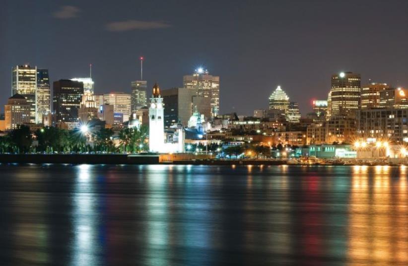 Montreal (photo credit: Wikimedia Commons)
