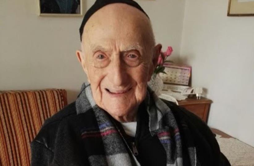 Yisrael Kristal  (photo credit: COURTESY OF FAMILY)