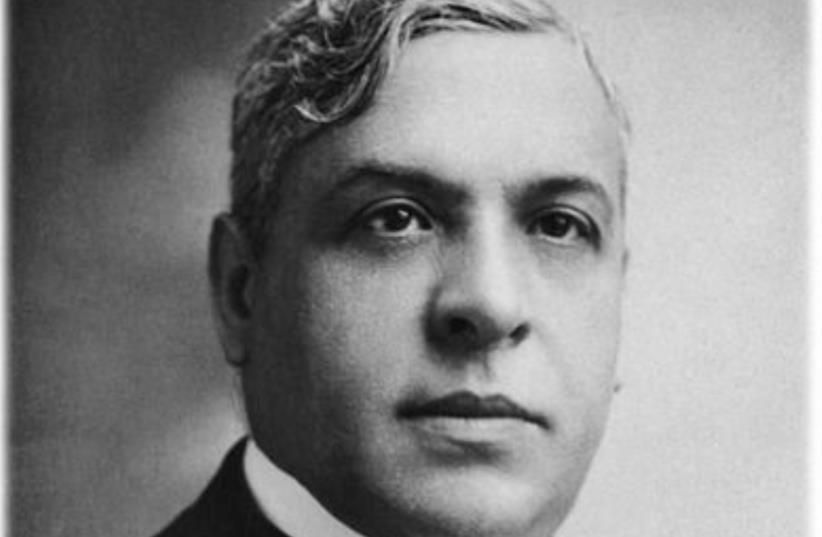 Portuguese diplomat Aristides de Sousa Mendes. (photo credit: Wikimedia Commons)