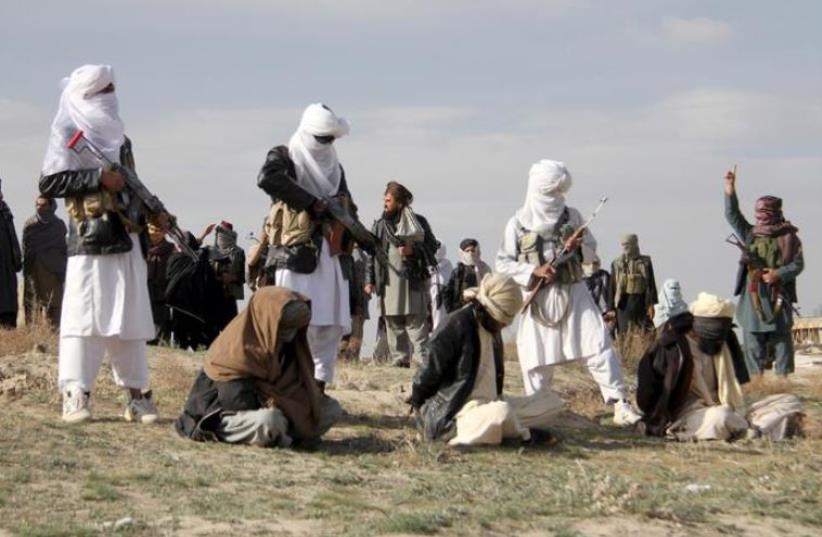 Taliban. (photo credit: REUTERS)