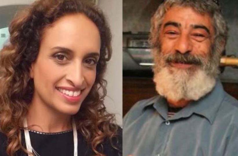 Ahinoam Nini and Ariel Zilber (photo credit: Courtesy)
