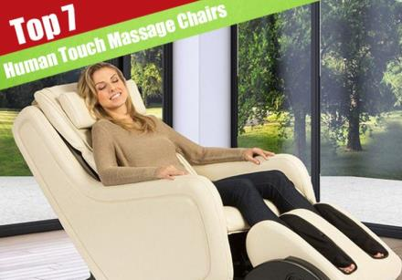 human touch massage chair