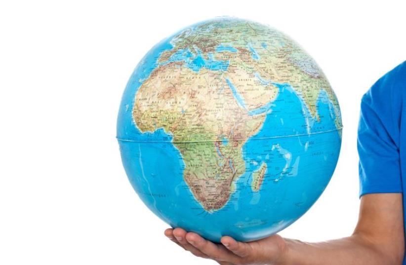 Globe [Illustrative] (photo credit: INGIMAGE)