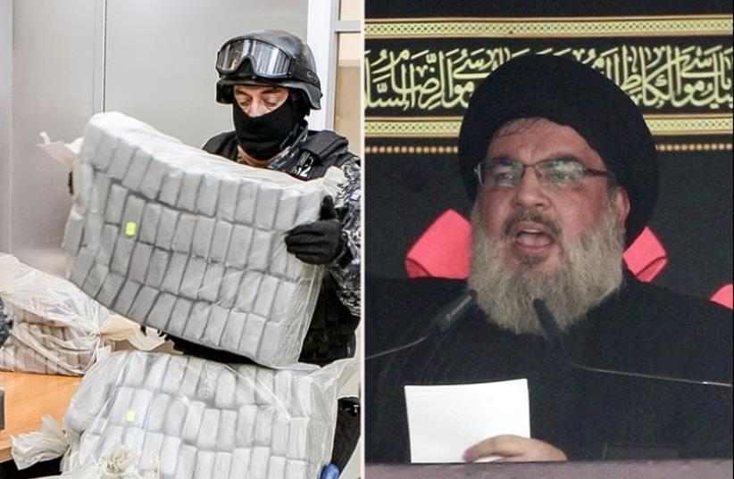 Hezbollah drug trafficking (photo credit: REUTERS,ILLUSTRATIVE: REUTERS)