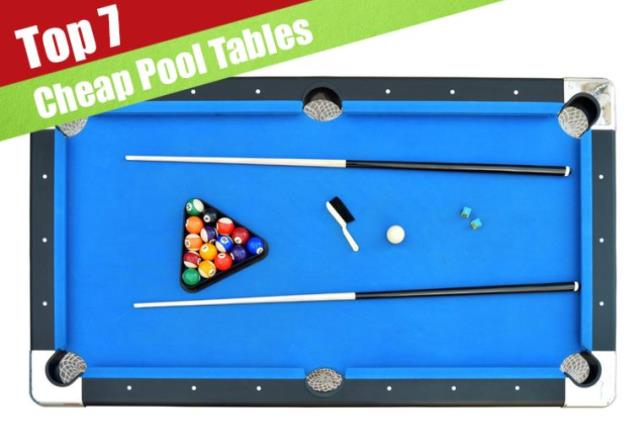 7 Best Cheapest Pool Tables For 2019 The Jerusalem Post