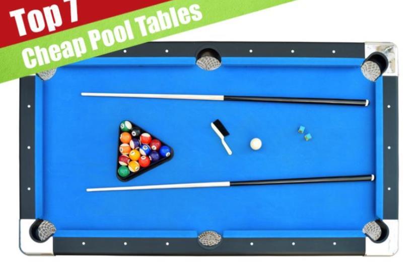 7 Best Cheapest Pool Tables For 2019 Jerusalem Post